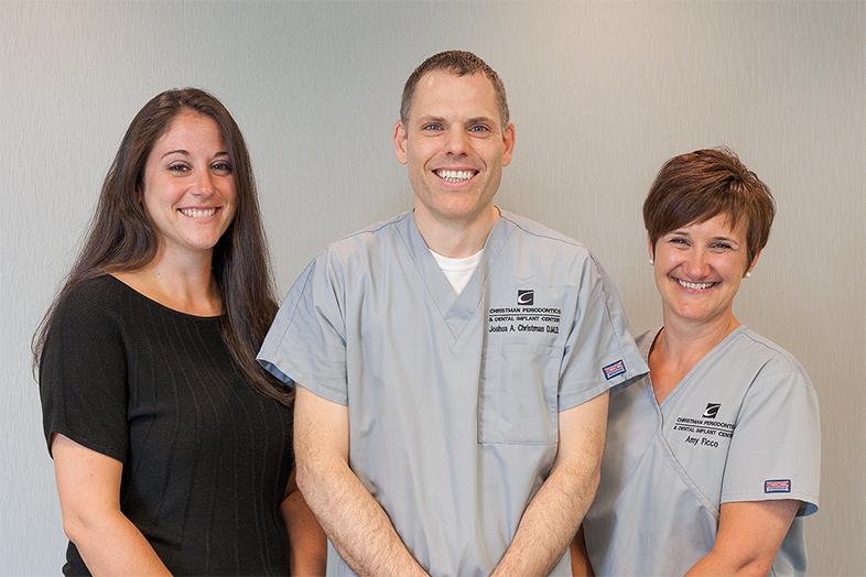 Chstristman Periodontics Team